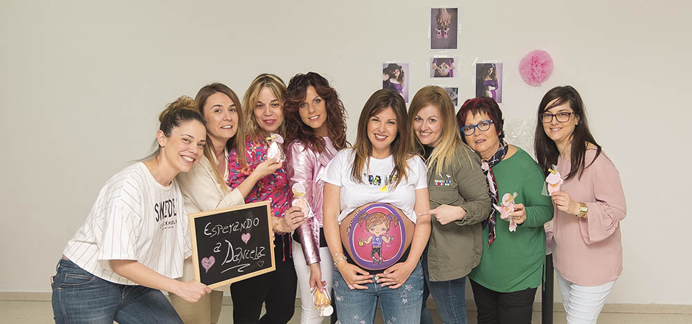 Baby shower a domicilio en Madrid